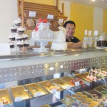 Hank Teav's bakery, Yuki, offers the best rye bread in town, plus desserts to die for, Barbara Moser says. Photo: Barbara Moser