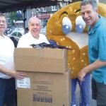 Generations Foundation celebrates bagels, community support