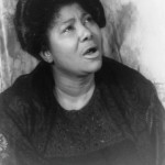 Mahalia Jackson has been a major part of my world, Ranee Lee says.