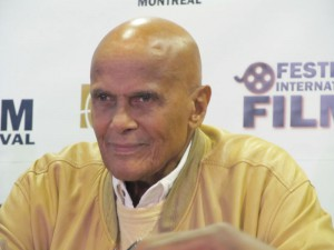 Harry Belafonte lends his voice to those who have none