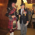 Seniors residence marks Remembrance Day