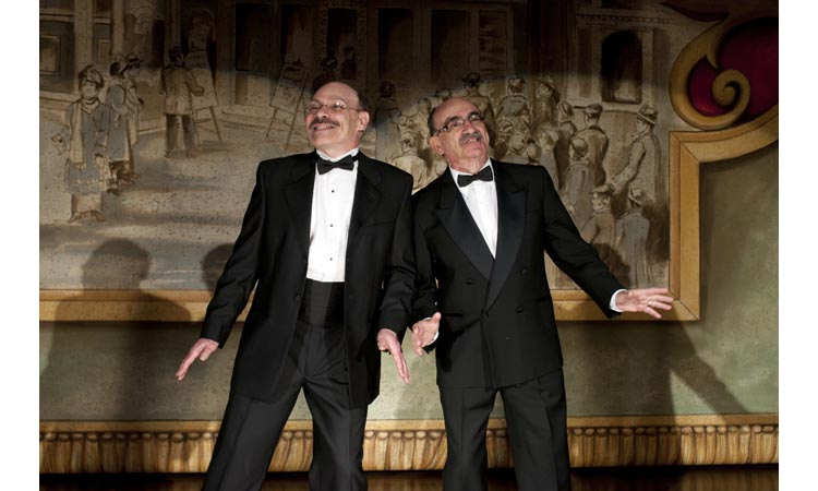 The Sunshine Boys at the Segal Centre a rollicking theatre experience