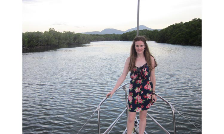 Don't wear a dress on a boat and other Australian lessons