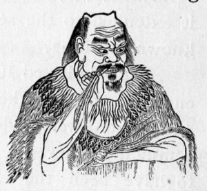 Shen Nung, an early emperor and scientist, might have been one of the first people to enjoy tea. (Image  by Li Ung Bing)