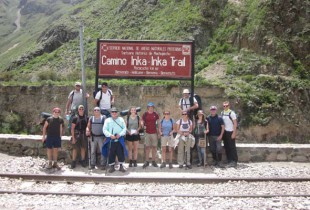 Peru's Inca Trail: Walking in the footsteps of the Inca