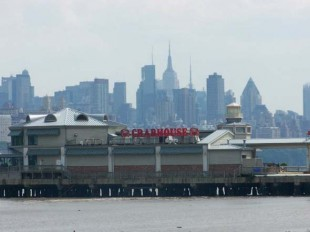 The New York skyline seen from New Jersey. (Photo: Hayley Juhl)