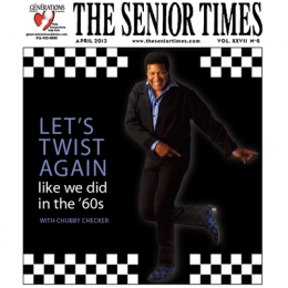 Chubby Checker in Montreal: The Twist ignited 60s dance floors  that fires still burning