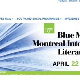 Blue Metropolis literary festival kicks off April 22
