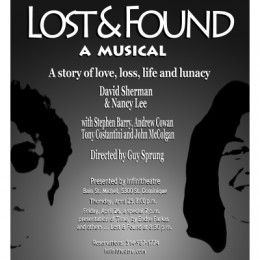 Theatre preview: Lost &amp; Found
