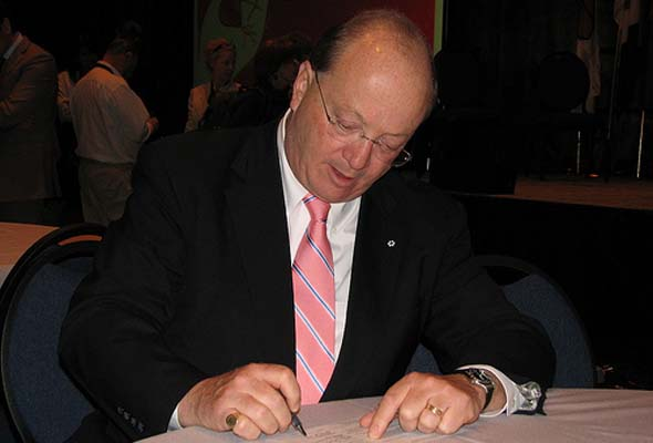 Senator Hugh Segal is ready to see job eliminated, if that's what voters want