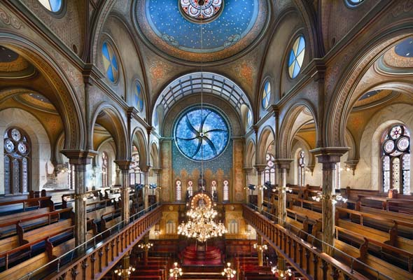 Our Man in New York: Eldridge Street Synagogue a monument to faith and immigration
