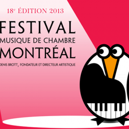 Montreal Chamber Music Festival screen grab