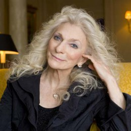 """Supporting things that I care about has always been part of my life,"" singer Judy Collins says. (Photo courtesy of Judy Collins)"