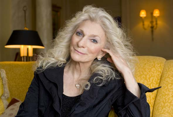Folk diva Judy Collins' life an open songbook
