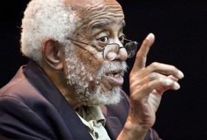 Music legend Barry Harris says he relies on the American songbook for his performances. (Photo: Alan Dunlop)