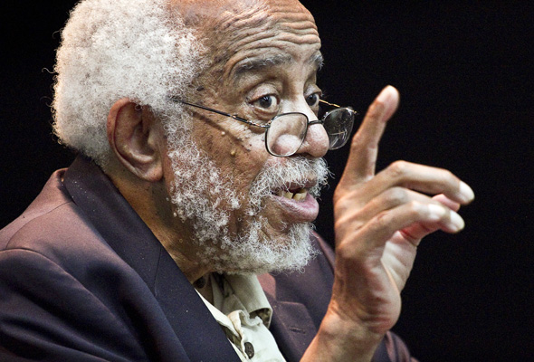 American songbook: An intimate chat with jazz pianist Barry Harris