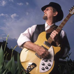Eight Miles High: Roger McGuinn performs June 12. (Photo courtesy of the Folk Fest)