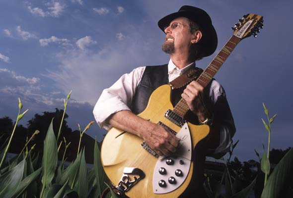 Folk Festival on the Canal: Guitarist Roger McGuinn headlines