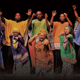 The Soweto Gospel Choir hits the festival July 6. (Photo courtesy of the Montreal International Jazz Festival)