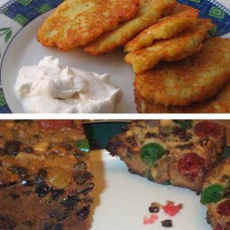 Flavour Guy: Latkes vs. fruitcakes, and the winner is … me