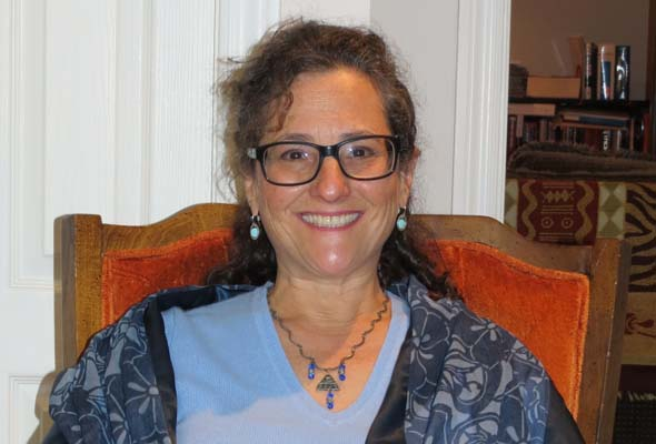 Life coaching is not the same as therapy, Minda Miloff underlines. (Photo: Irwin Block)