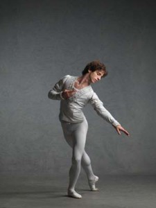 Timothy Hopkins (Photo: Le Ballet Eddy Toussaint)