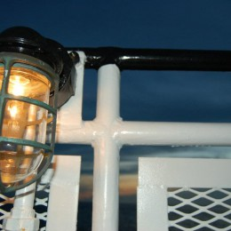 Missed flight? Missed boat? Is there light at the end of the vacation? (Photo by Hayley Juhl)
