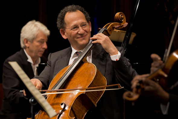 Dennis Brott has added new and potentially spectacular events to this year's chamber music festival. Below, Itamar Zorman and Vira Lozinsky will perform. (Courtesy of the Montreal Chamber Music Festival)