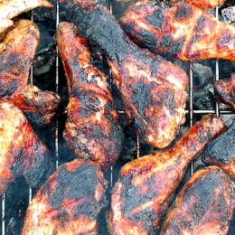 Flavour Guy: Charred chicken vs. suburban BBQ wagons