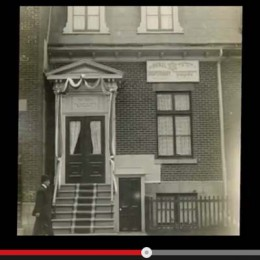 A YouTube screen grab of the Herzl Family Practice Centre in its early days.