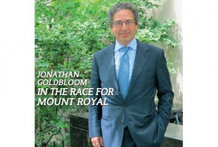 Jonathan Goldbloom eyes Liberal seat in Mount Royal