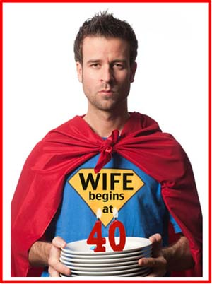 wife begins at 40 theatre