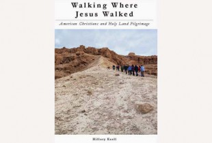 Book review: Walking Where Jesus Walked