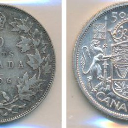 Canada's 50-cent piece … the forgotten coin?