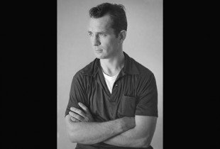 Jack Kerouac by photographer Tom Palumbo, circa 1956