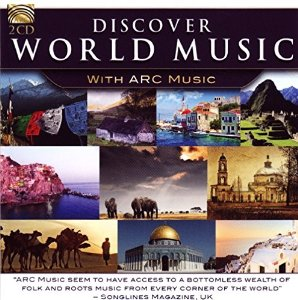 CD Review: Discover World Music (Various Artists)