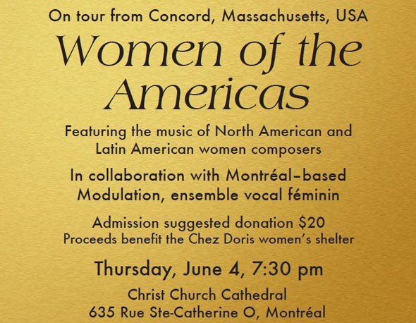 women of the americas fundraiser