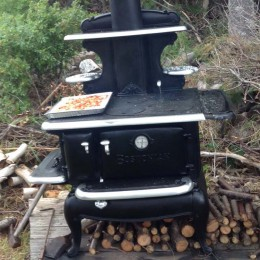 Flavour Guy: Venture into the woods for barbecue and brownies