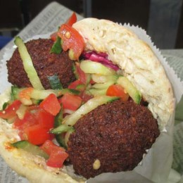 Restaurant review: Café Falafel