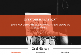 Museum of Jewish Montreal is collecting oral histories