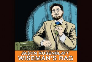 CD review: Jason Rosenblatt Wiseman's Rag