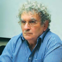 Historian Benny Morris spoke at McGill. (Photo: Irwin Block)