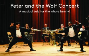 Cammac presents Peter and the Wolf