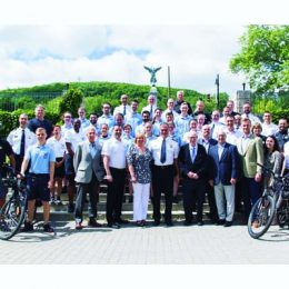 Sun Youth: Bike Patrol aims to protect seniors this summer