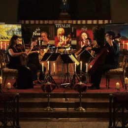 Grand concert in Montreal: A Summer with Vivaldi
