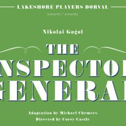 The Lakeshore Players Dorval presents The Inspector General