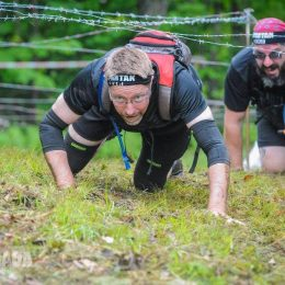 Spartan race senior addresses naiveté and endurance