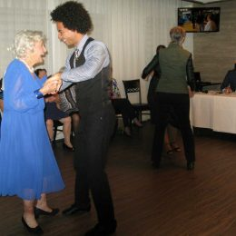 Dancing for a cause, seniors raise funds for Wishes