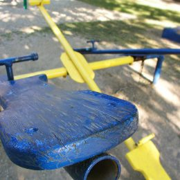 See-saw by Dave Heinzel, courtesy of stock.xchng.