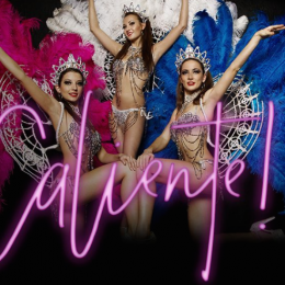 Cabaret du Casino de Montréal presents Caliente!